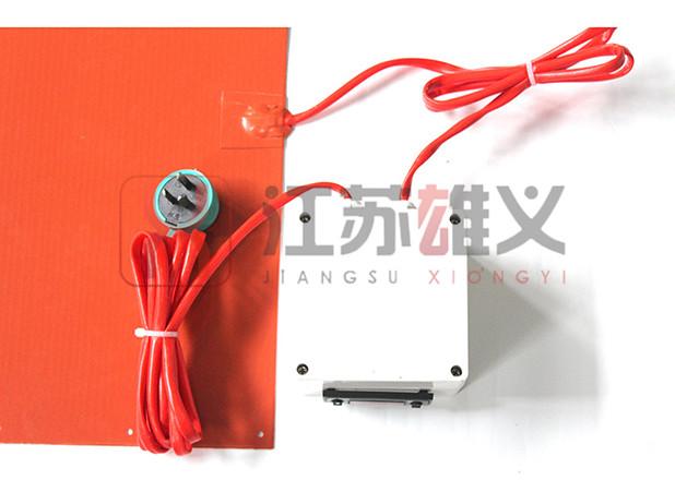 数显硅橡胶加热器