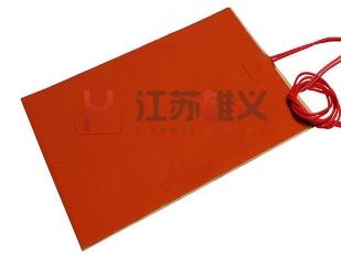 北京硅橡胶加热片