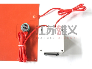 北京数显硅橡胶加热器