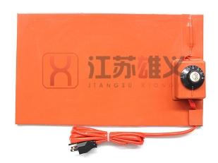 温控硅橡胶加热器