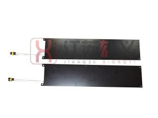 铝板硅橡胶加热板