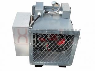 除尘空气发热器