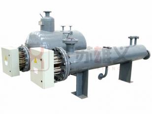 防爆管道式发热器