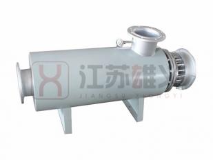 辅助管道发热器